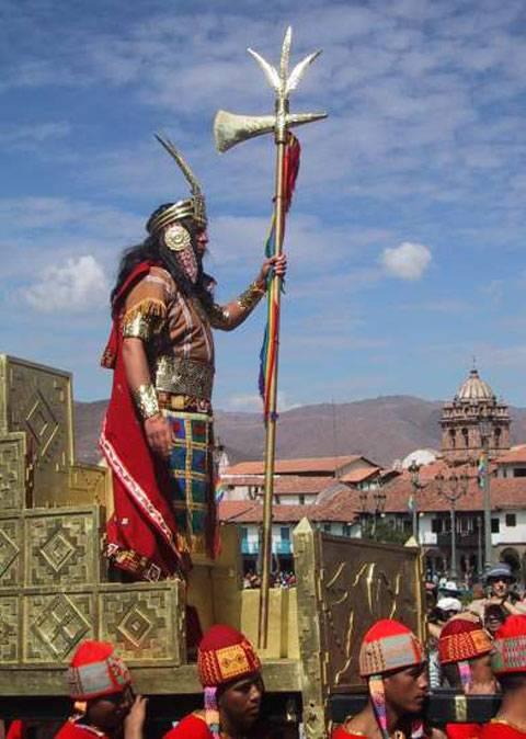 Emperador Inca