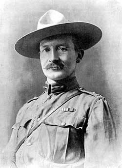 Coronel Robert Baden-Powell