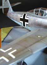 Messerschmitt Me 309 - Escala 1/48