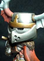 Cabezon Teutonico - Caballero Teutonico