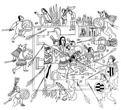 Hernan Cortes Y La Conquista De Mexico
