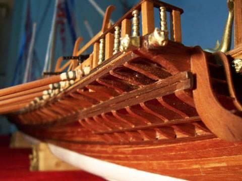 4 Barcos, 4 obras de arte