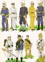 La Infanteria y la Artilleria de Marina 1537-1931